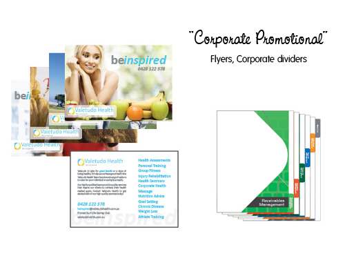 CorporatePromotional-Flyers