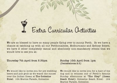 Extra Curricular Guide