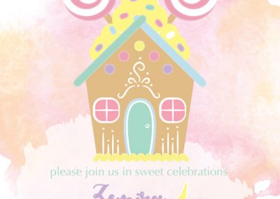 Sugar N Spice Invite